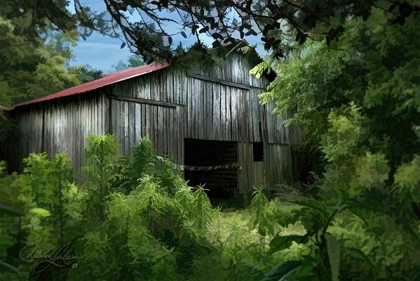 Od Barns Old Houses